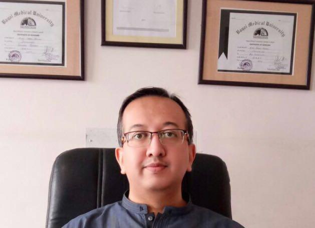 Dr Asad Hussain Psychiatrist