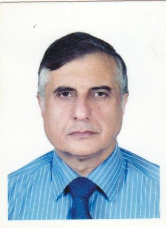Prof Dr Miraj Muhammad Khan
